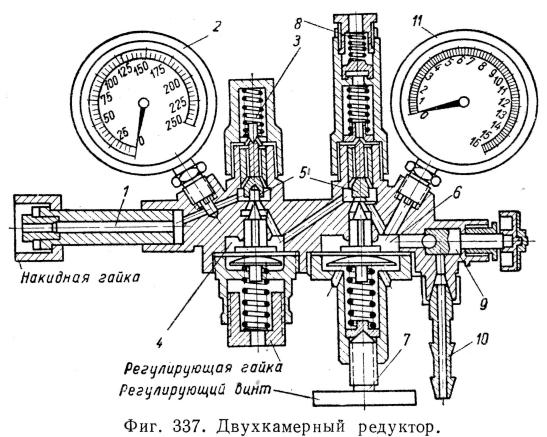 Манометр 11 низкого давления