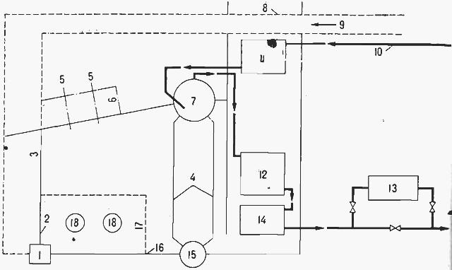 Упрощенная схема устройства