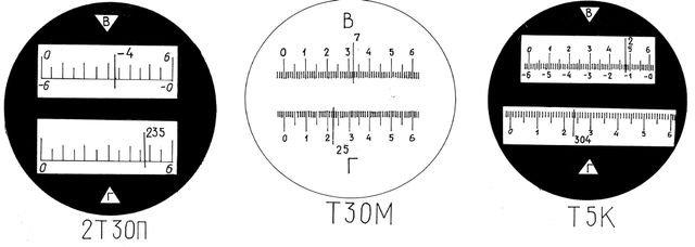 Оптическая схема теодолита