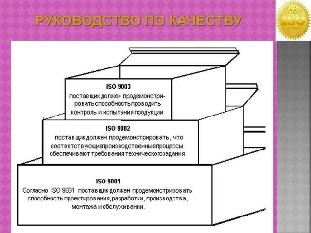 Презентация Руководство По Качеству - фото 6