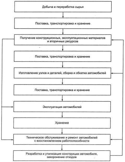 Схема жизненного цикла