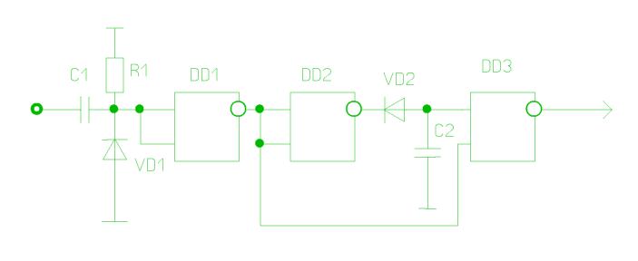 Рисунок 11 - Схема частотного