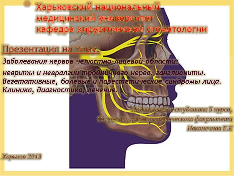 Невриты